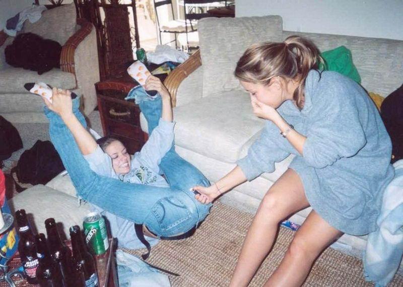 Странные люди делают странные вещи - 16 (35 фото)