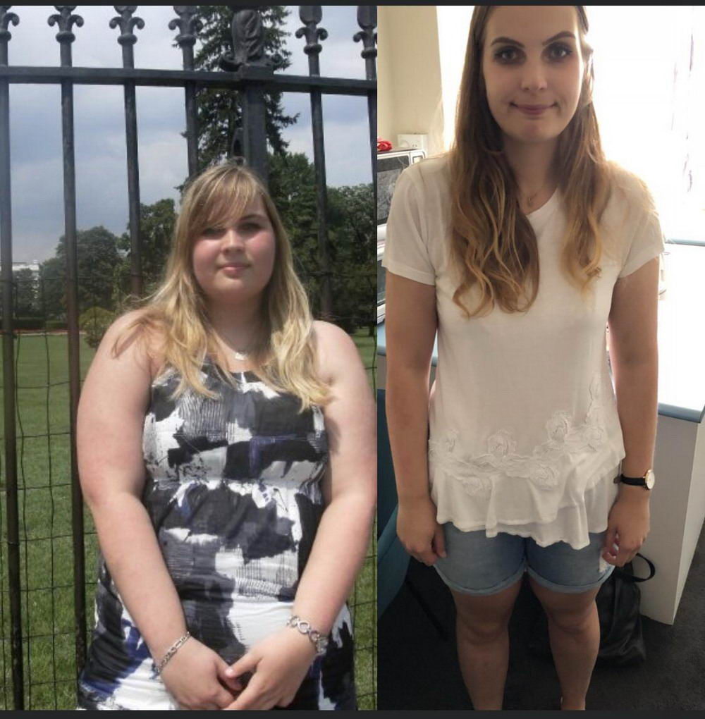 Впечатляющие результаты похудения