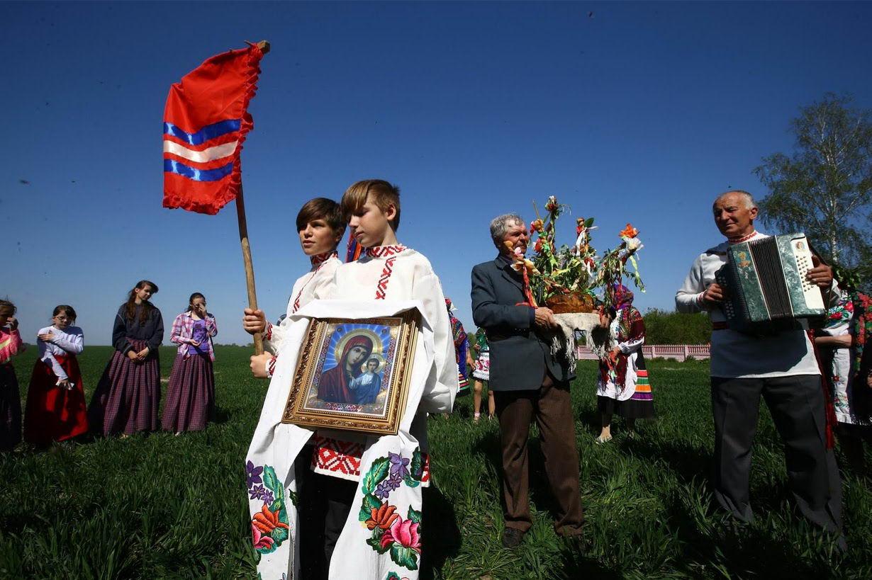 Белорусская глубинка (30 фото)