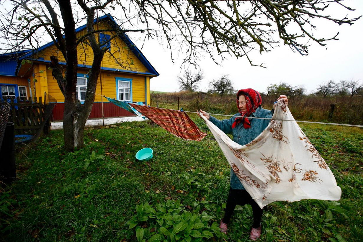 Белорусская глубинка