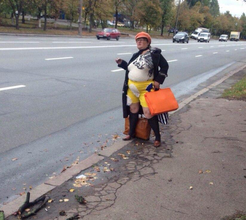 Неведомая Белорусская уличная мода (30 фото)