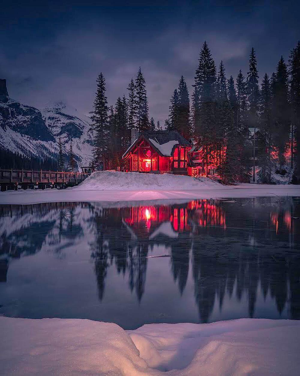 Природа Канады на снимках Stacy William Head (30 фото)