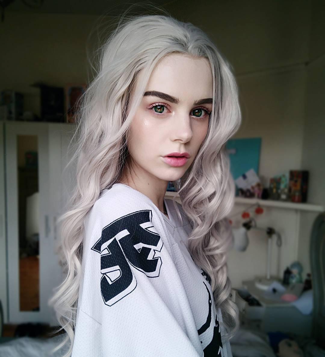 Необычные девушки Instagram (40 фото)