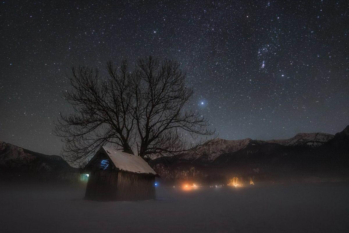 Шикарные пейзажи от Martin Kornmesser (25 фото)