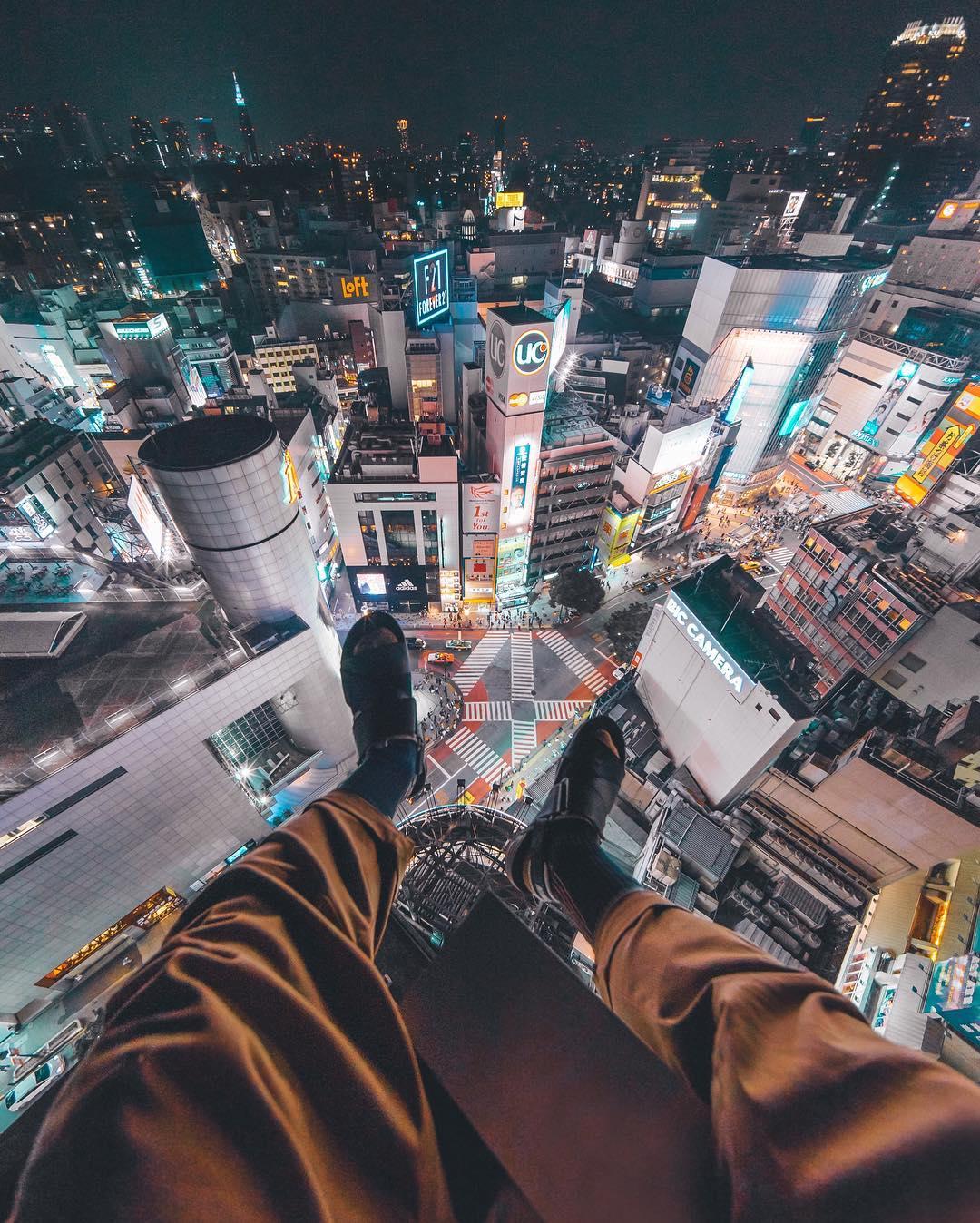 Откройте для себя Токио