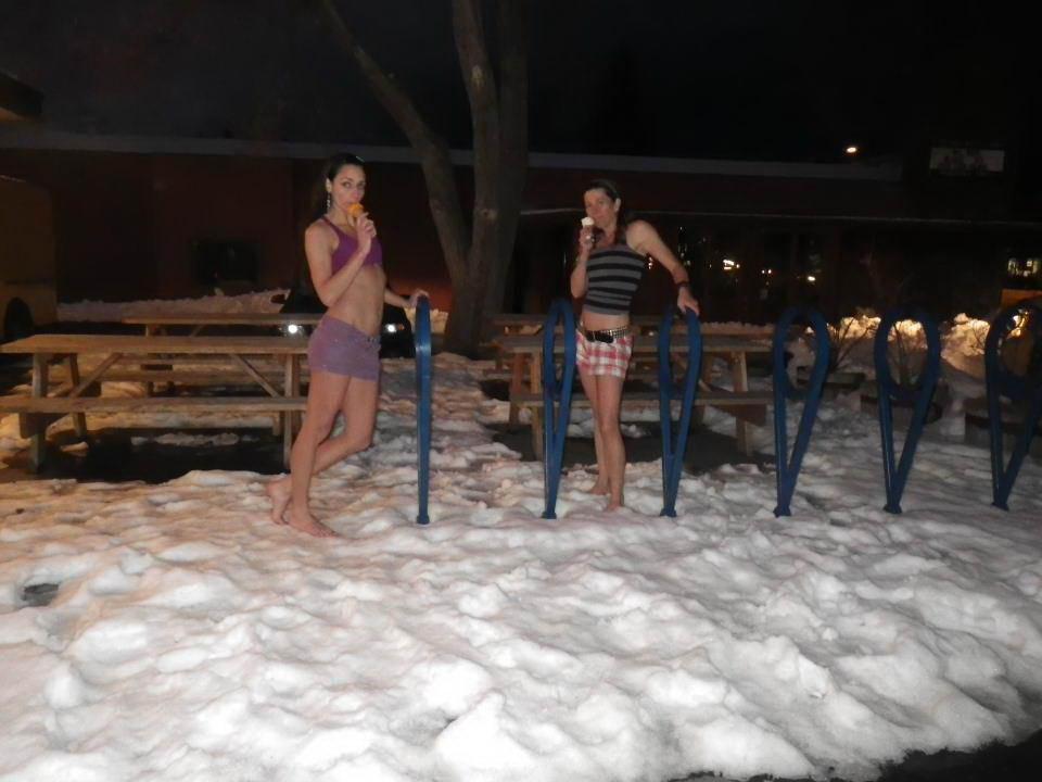 Не страшны нам морозы