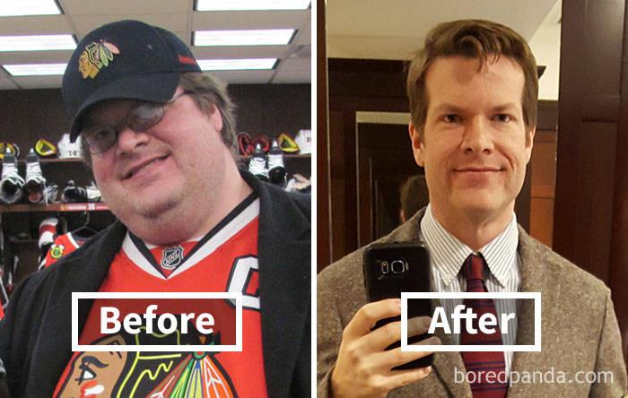 Как потеря веса может изменить ваше лицо