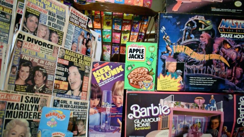 Коллекционер потратил $100 000 на игрушки 1980-х годов