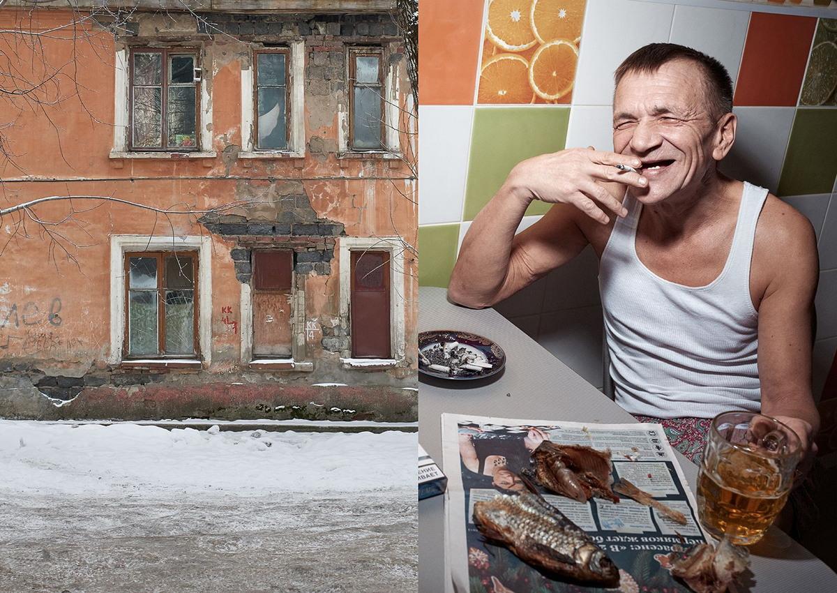 Жители хрущевок (10 фото)