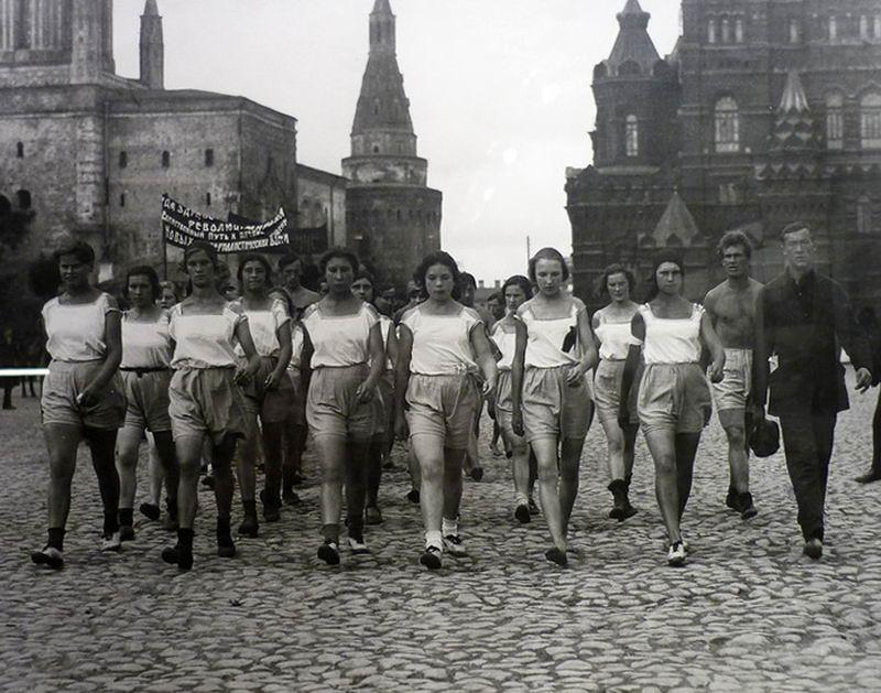 Девушки из Советского союза (50 фото)