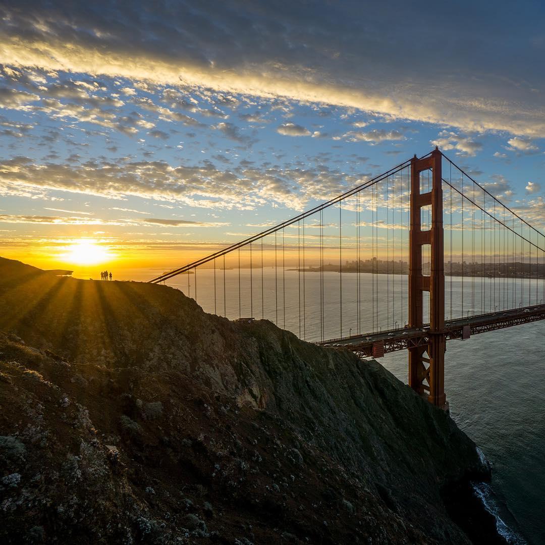 Сан-Франциско и Нью-Йорк
