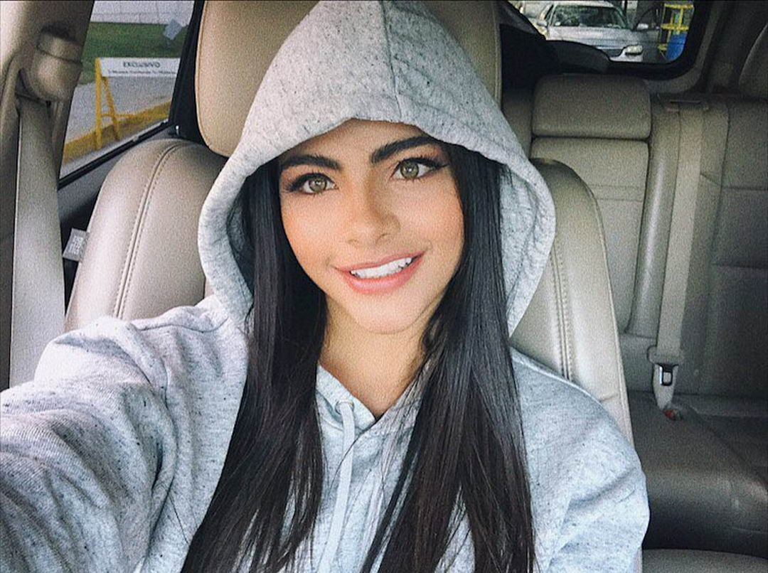 Девушка дня: Sara Orrego