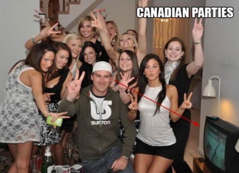 Нескучная Канада
