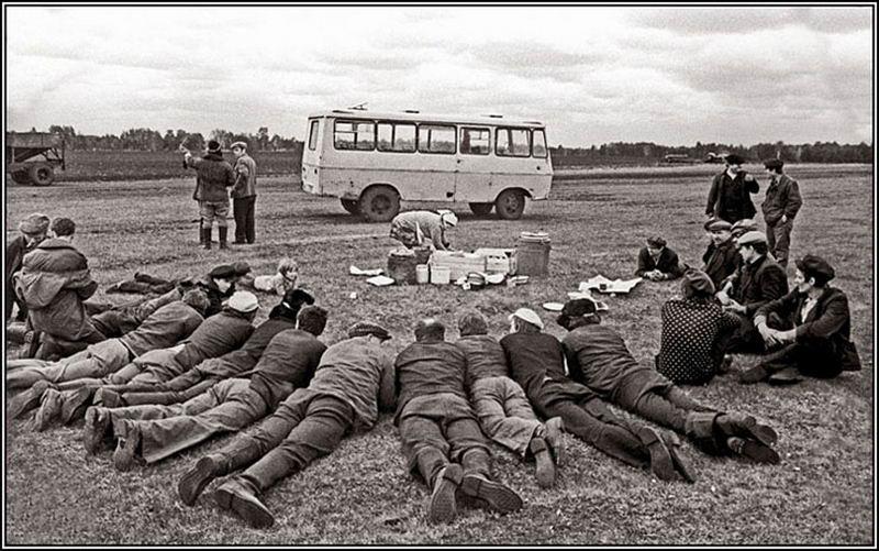 Жизнь в Советской России: Частные мгновения