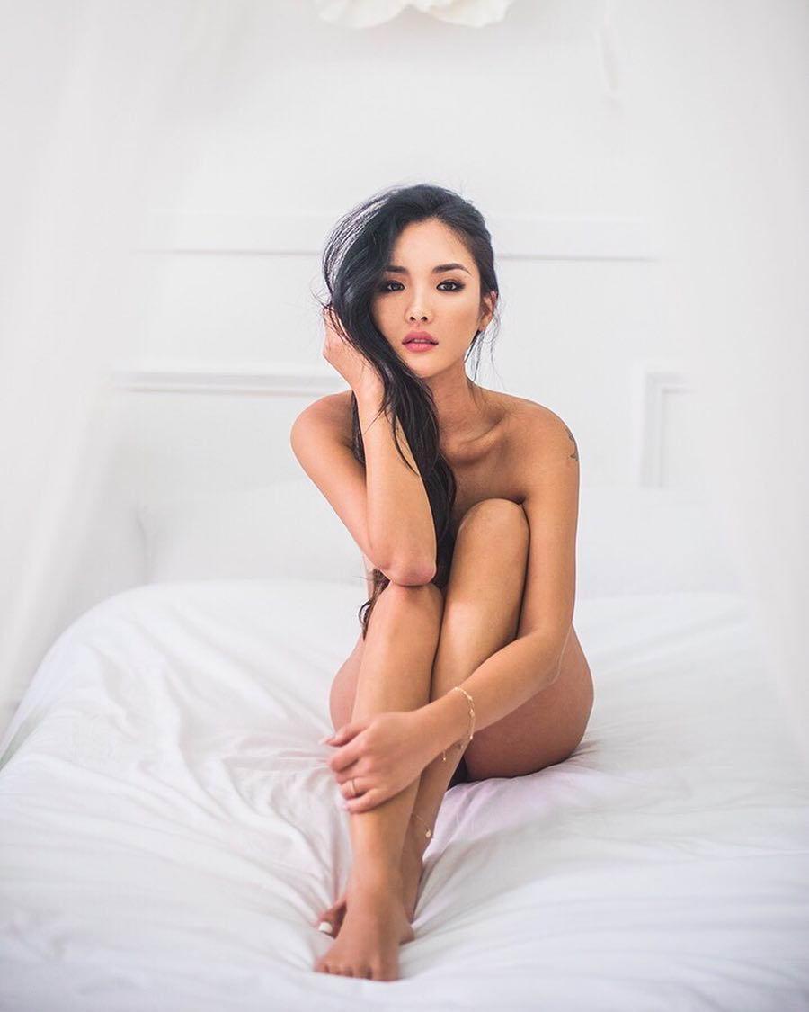 Азиатские девушки - 7 (40 фото)