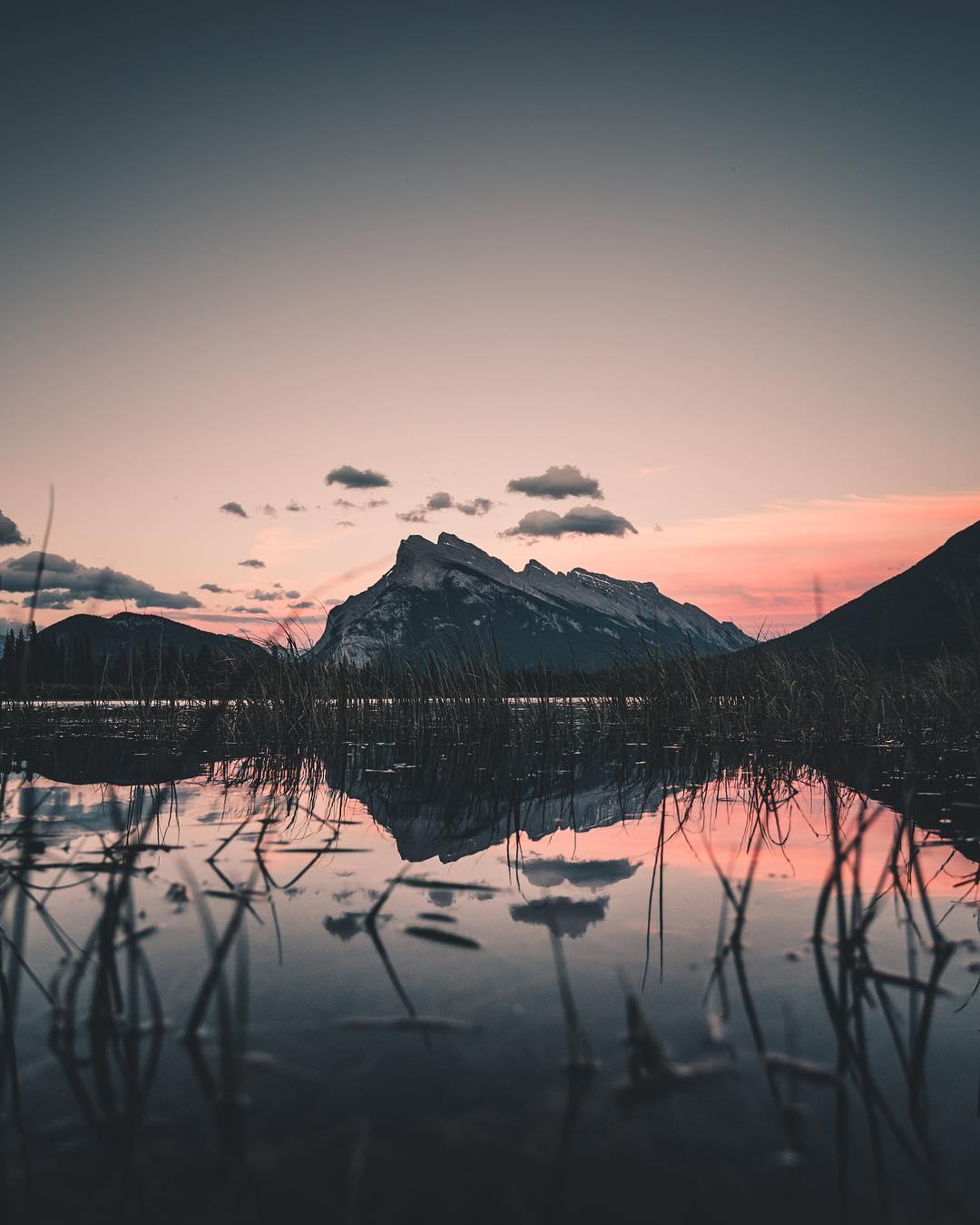 Красивые пейзажные фотографии Джо Альтви (25 фото)