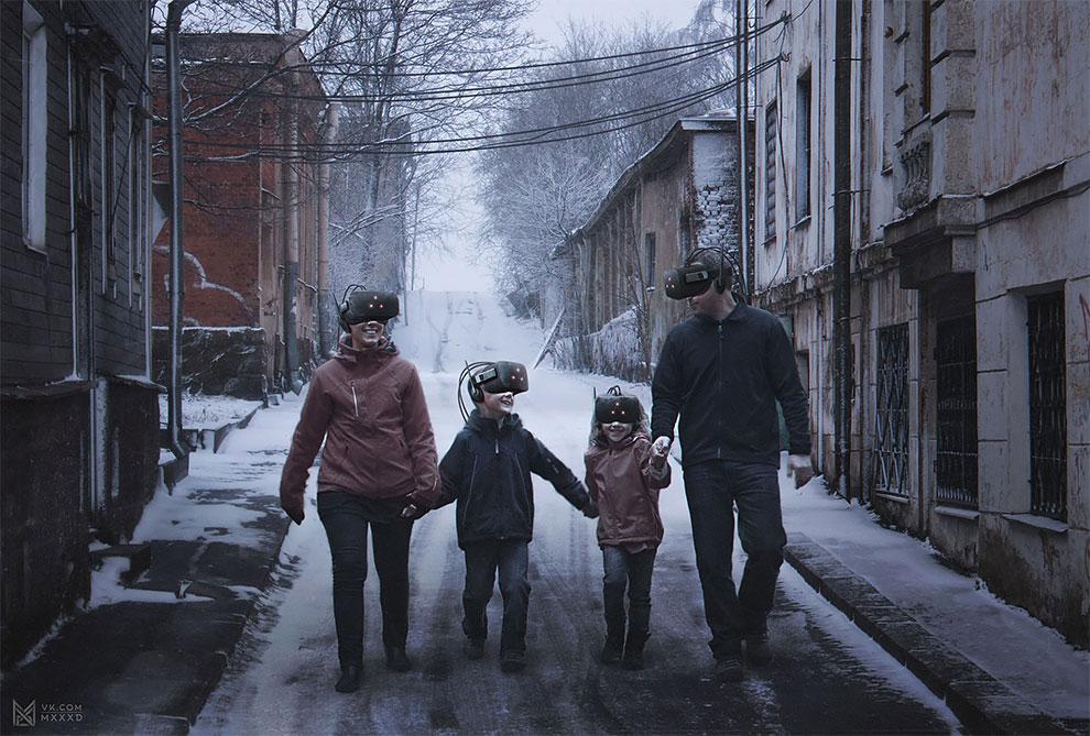 Russia 2046 (40 фото)