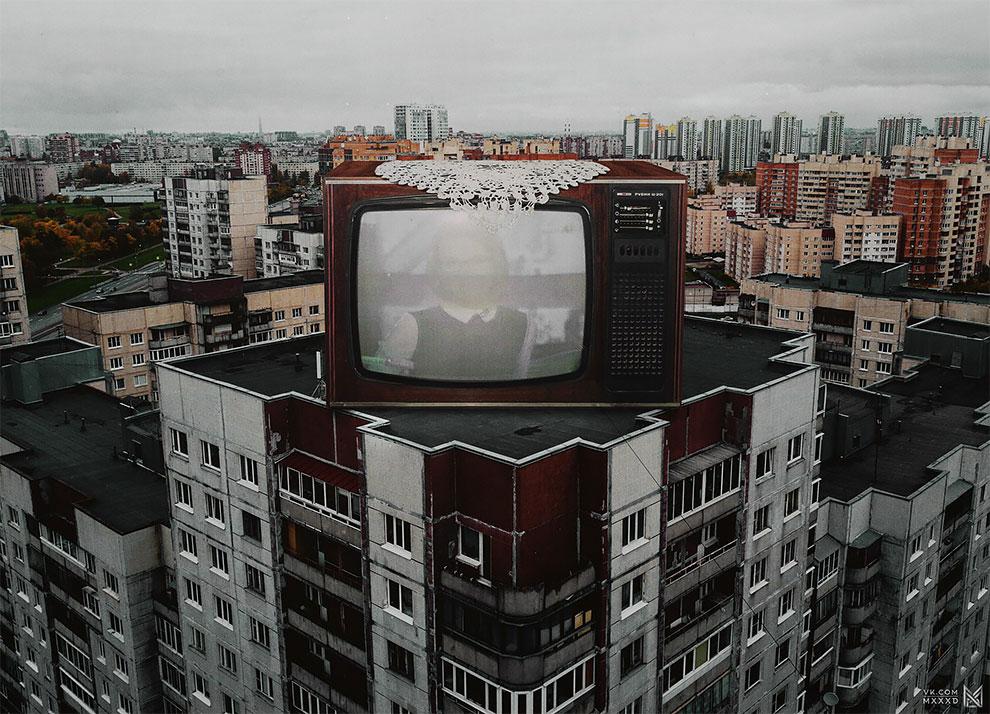 Постмодернистская россия 2046 года