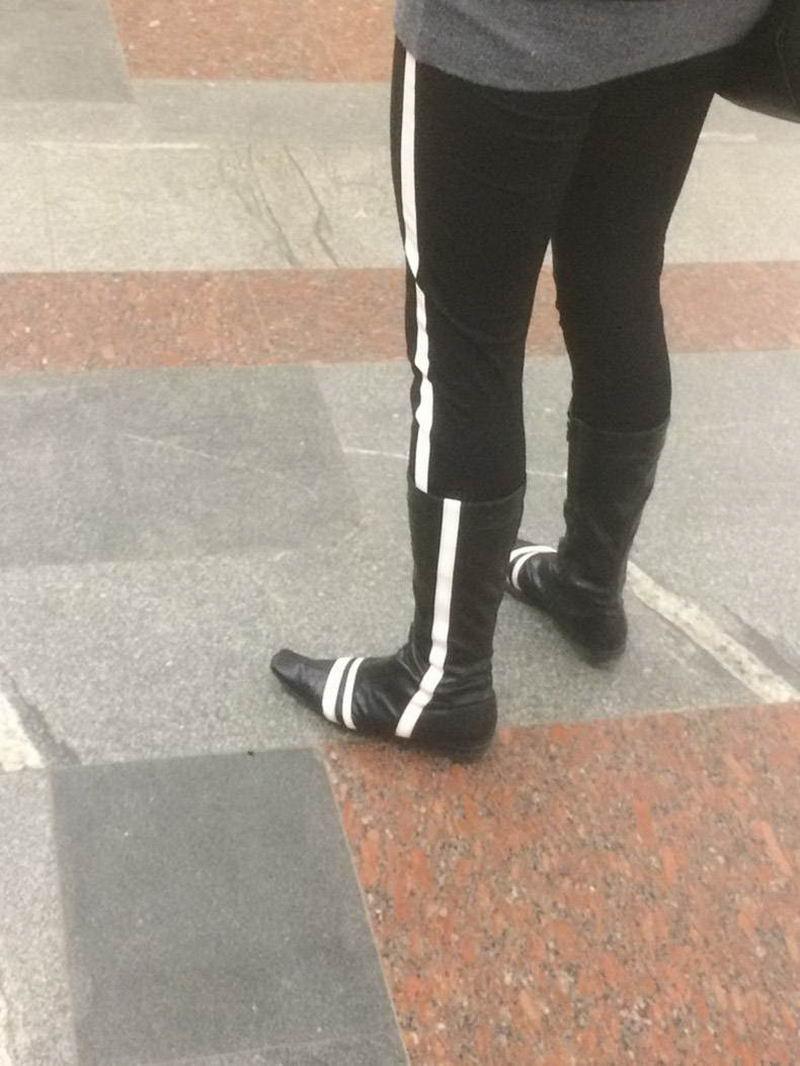 Мода это всегда трудно