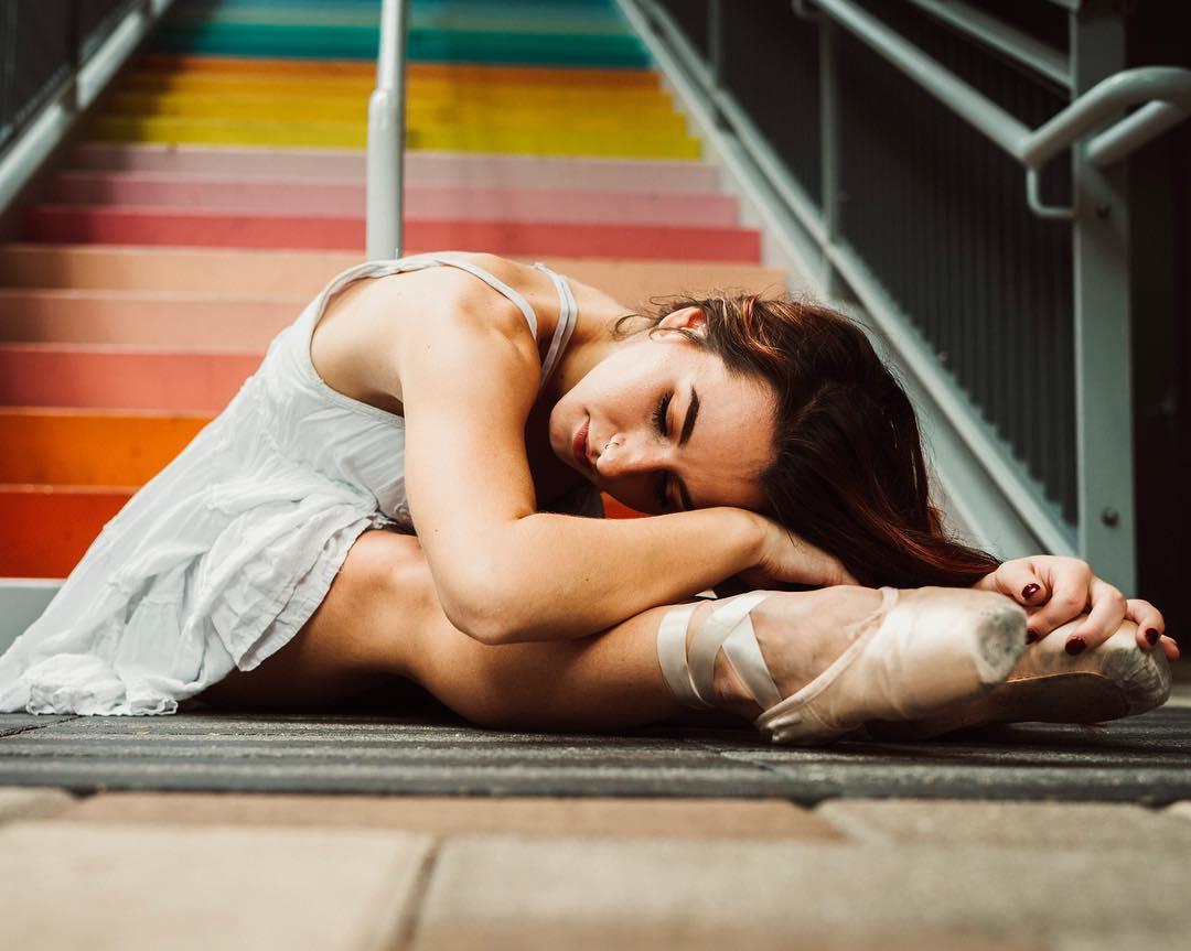 Яркие портреты Валери Кроусон