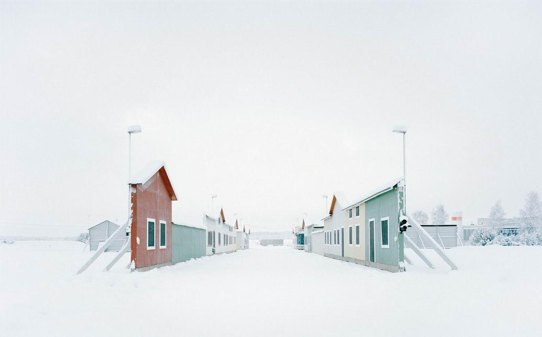 Липовые фасады и искусственные города (12 фото)