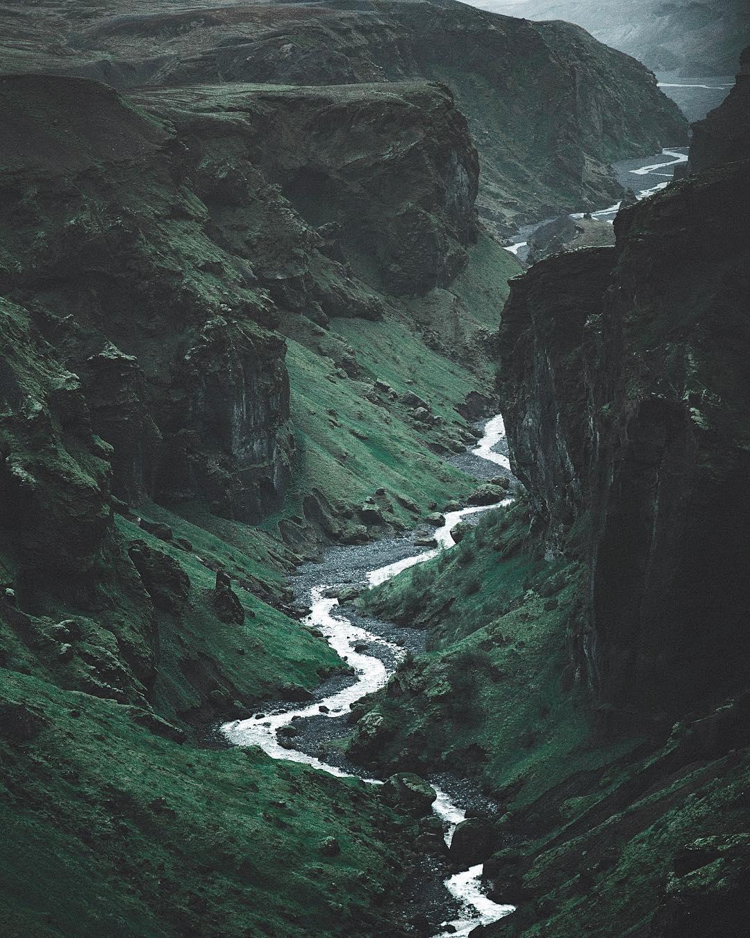 Природа на снимках Донала Джеймса Бойда (25 фото)