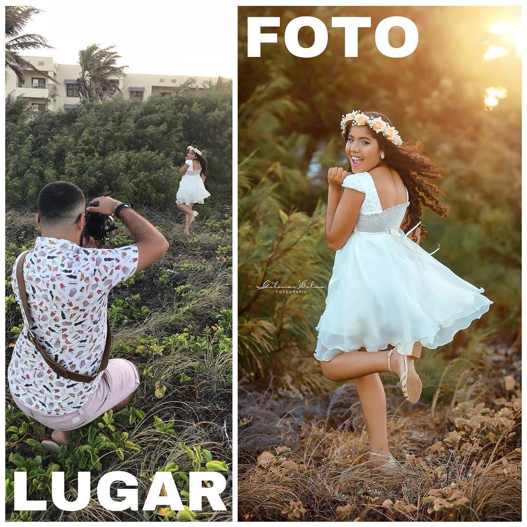 Фотограф показал, как рождаются удачные кадры