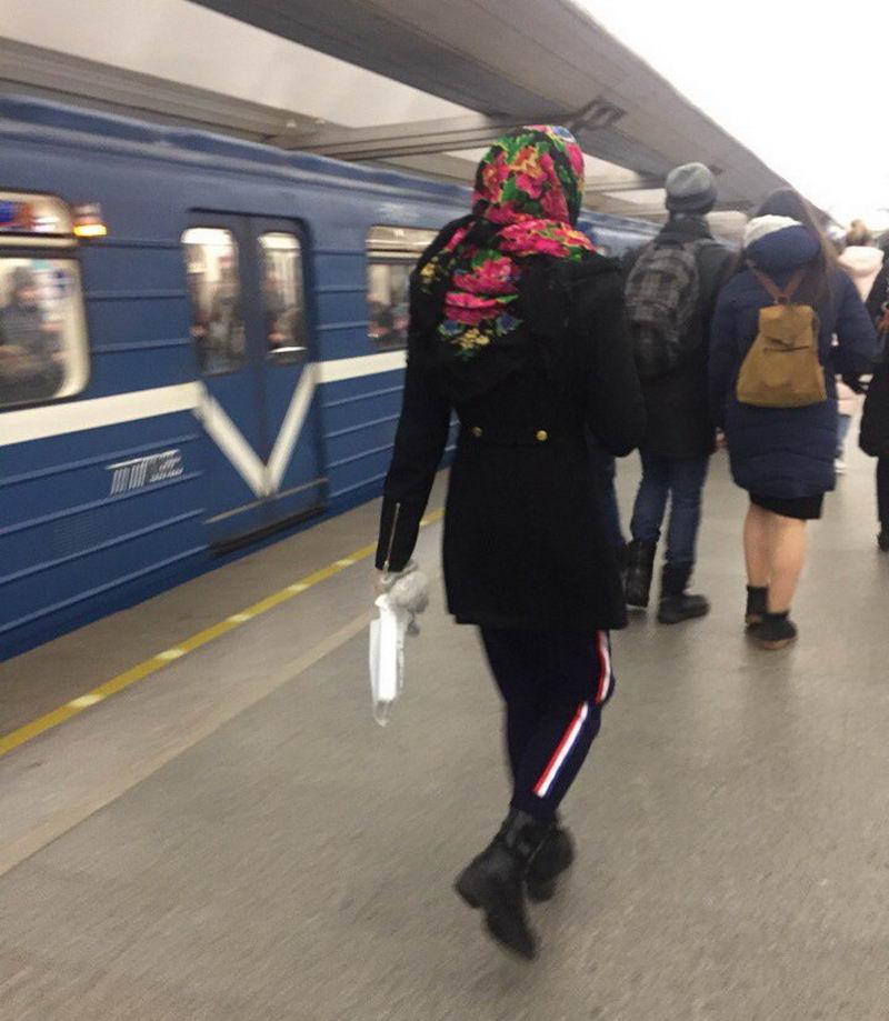 Чудная мода из подземелья