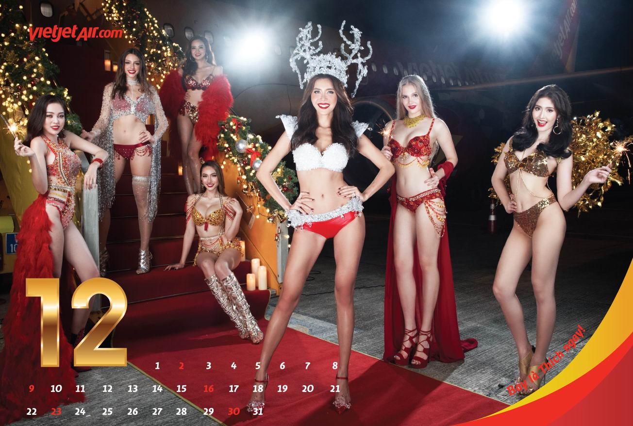 Соблазнительный календарь