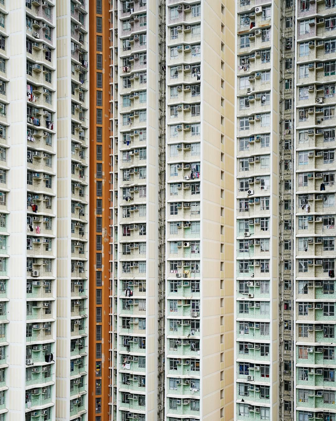 фантастические фотографии Гонконга