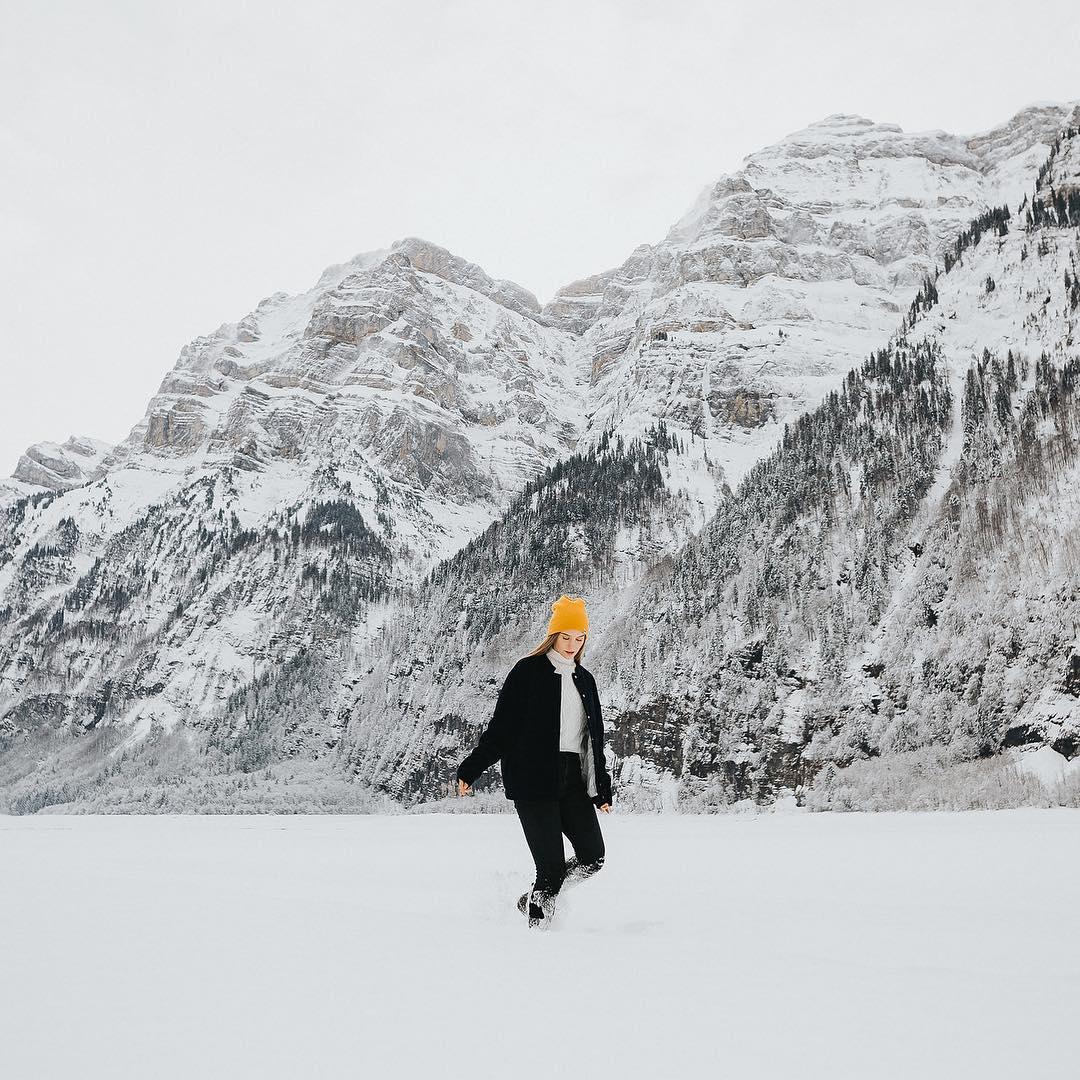 Путешествия в фотографиях Джоэль Френд