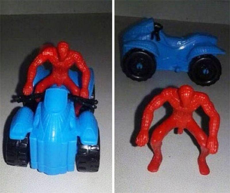 Игрушки из ада