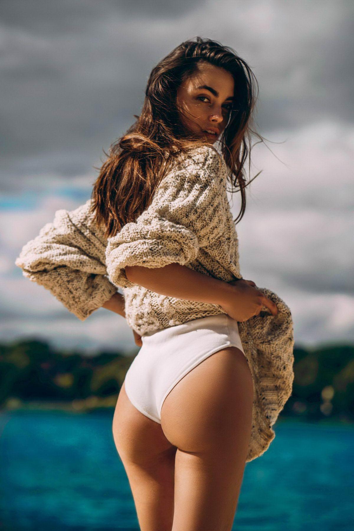 Шикарные девушки: вид со спины