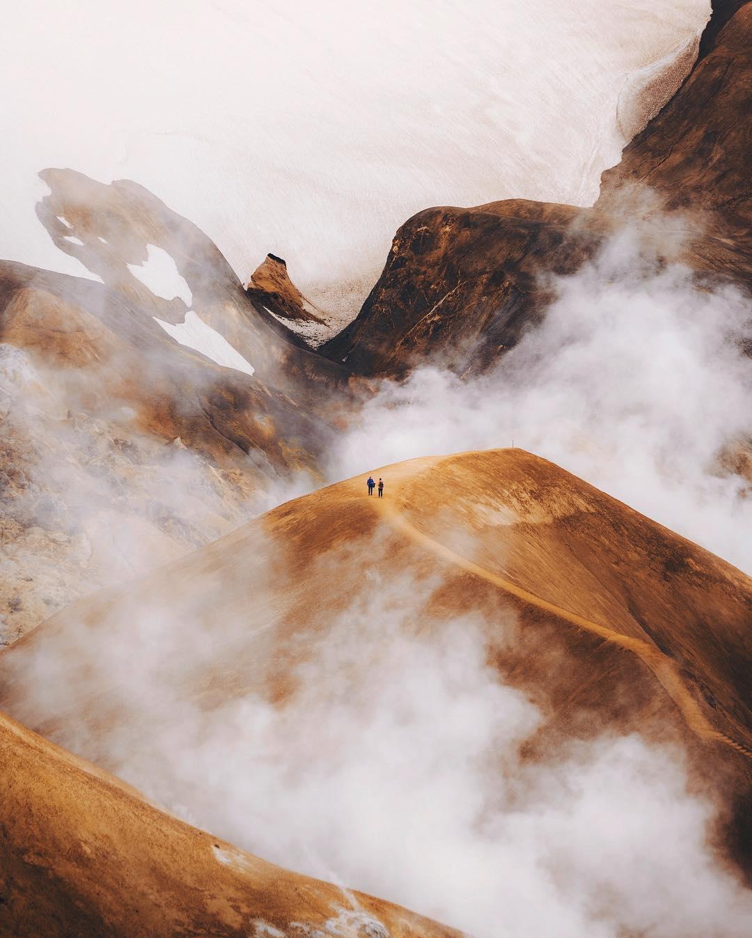 Фотографии из путешествий Джордана Хаммонда