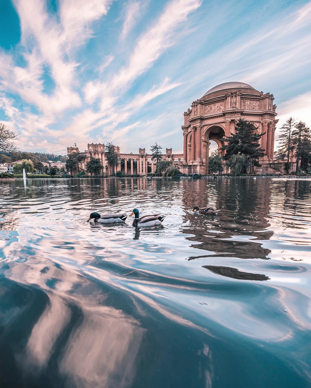 Завораживающие пейзажи Ника Сантоса (25 фото)
