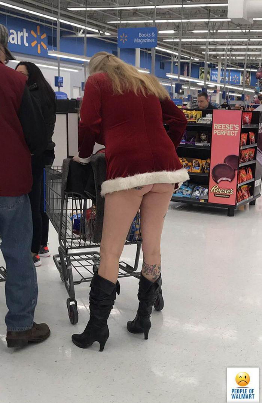 Странные и нелепые покупатели из Walmart