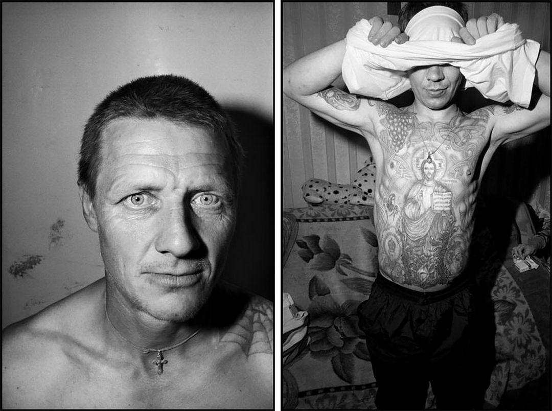Дикая природа русских гангстеров