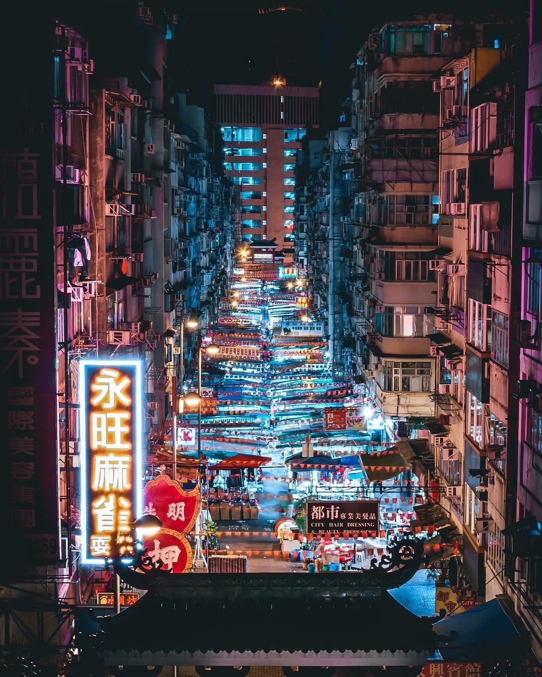 Городские фотографии Тома Лиса (25 фото)