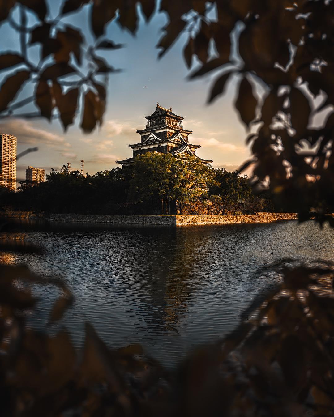 Городские фотографии Тома Лиса