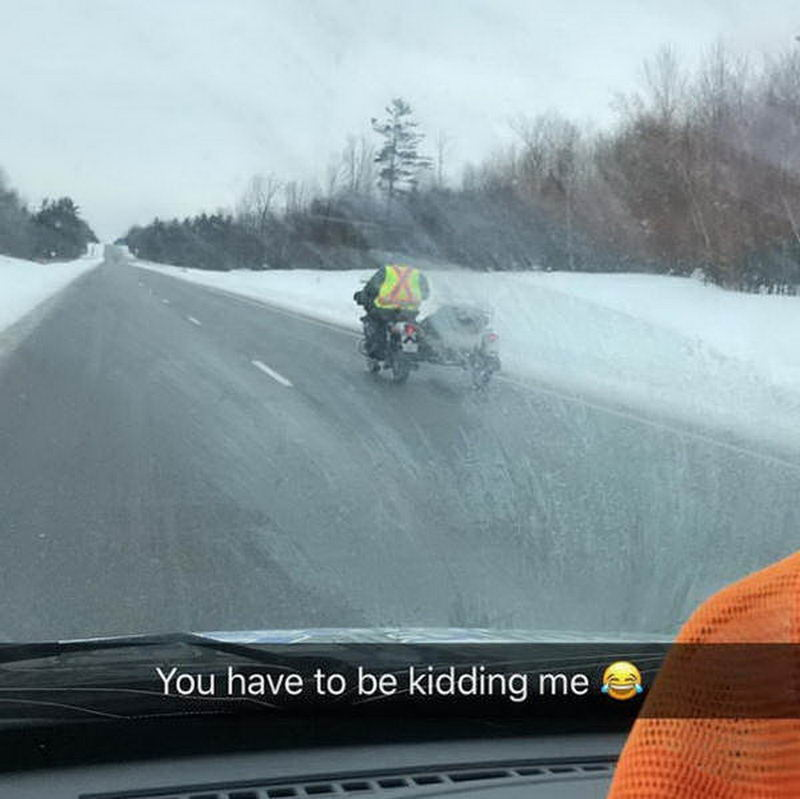 Где-то в Канаде