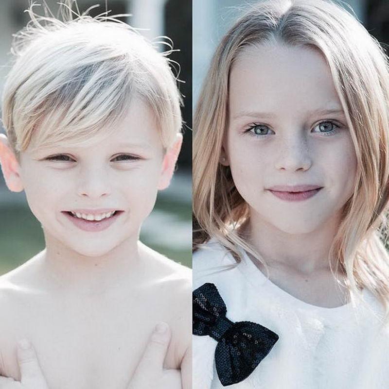 Как выглядят дети знаменитых и красивых людей