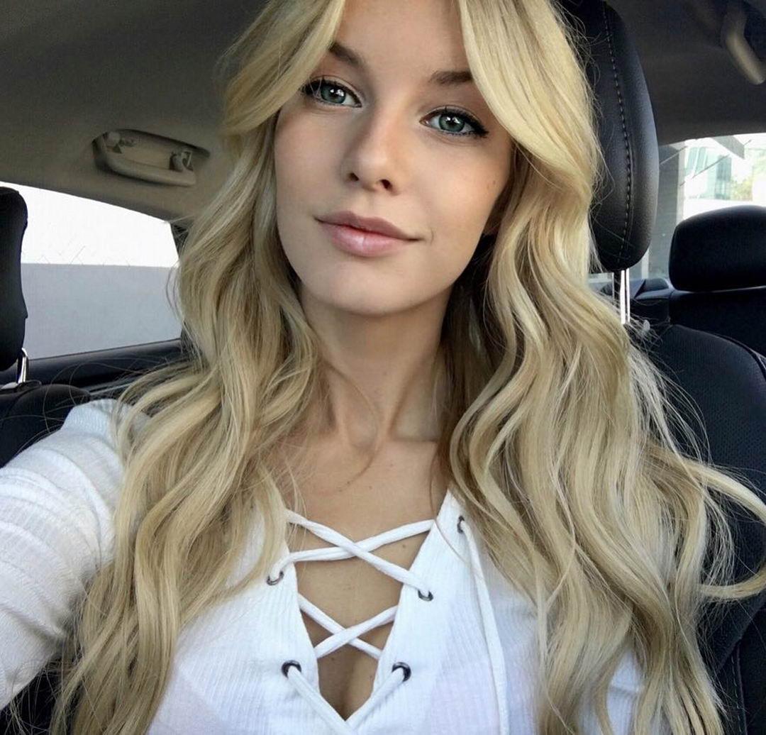 Девушка дня: Кейтелин Бирд
