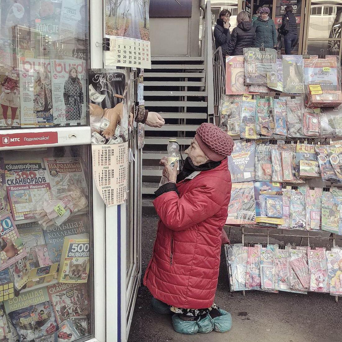 Российская глубинка на снимках Дмитрия Маркова