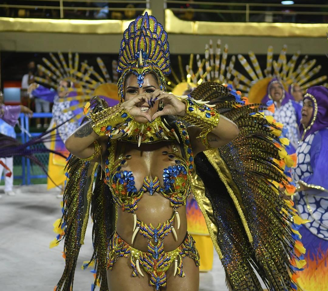 Карнавал 2018 в Рио-де-Жанейро (35 фото)