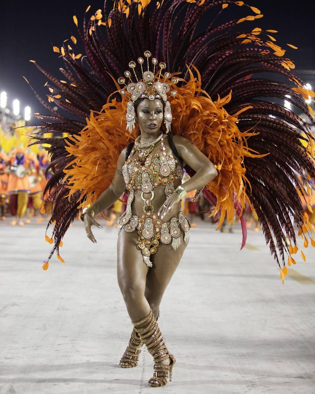Карнавал 2018 в Рио-де-Жанейро