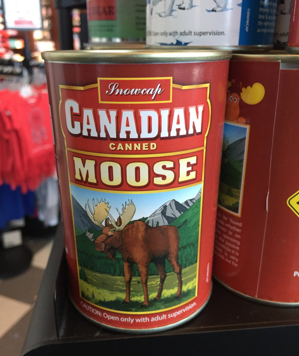 Канада - особая страна