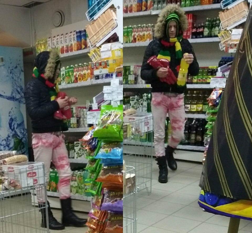 Неведомая Белорусская уличная мода - 2 (34 фото)