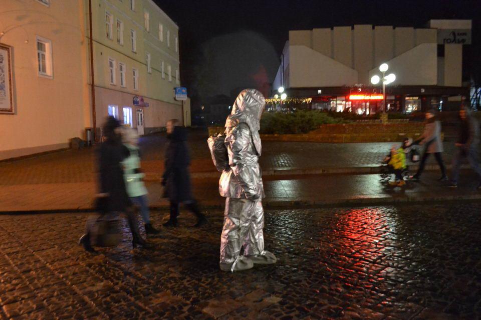 Неведомая Белорусская уличная мода