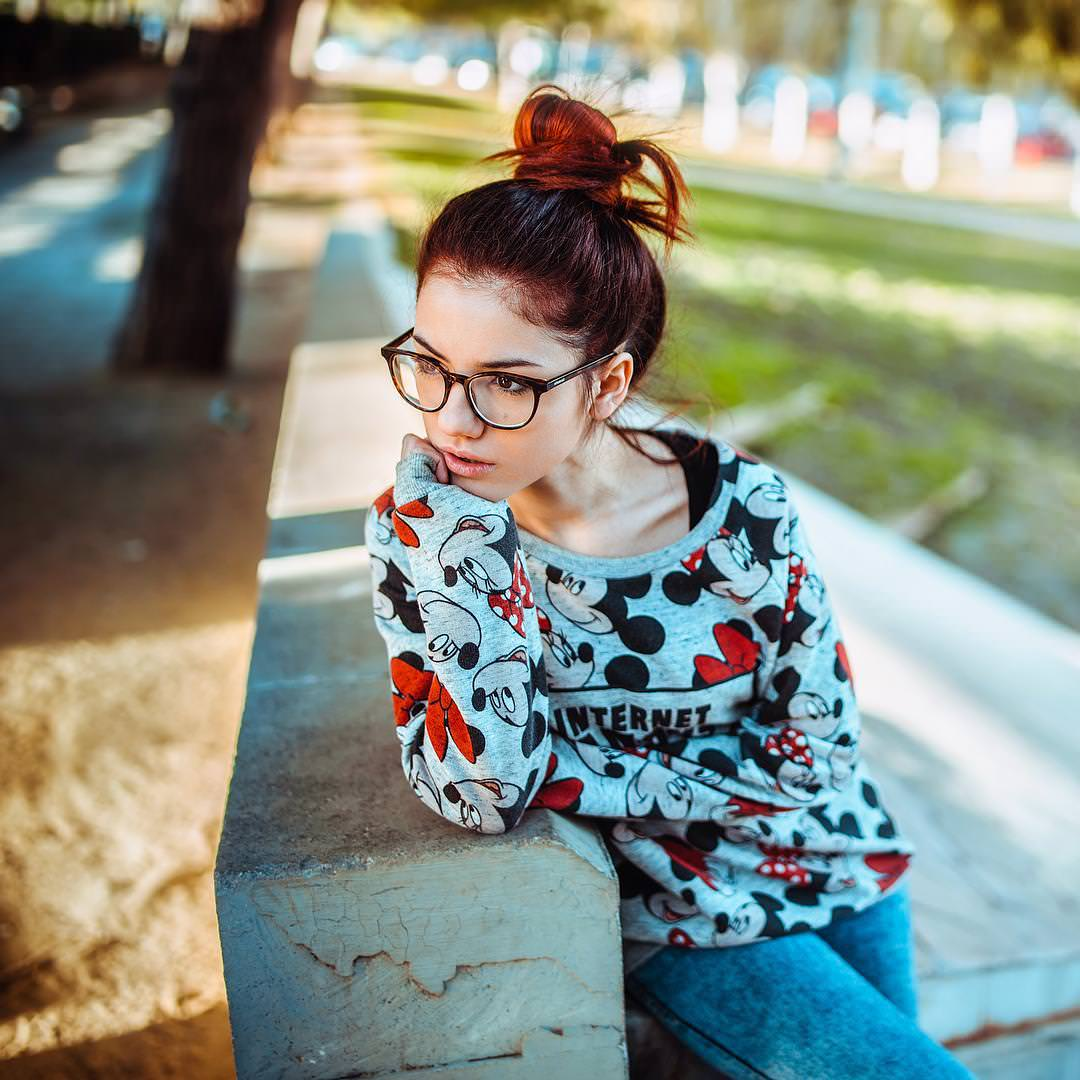 Подборка симпатичных девушек - 32 (44 фото)