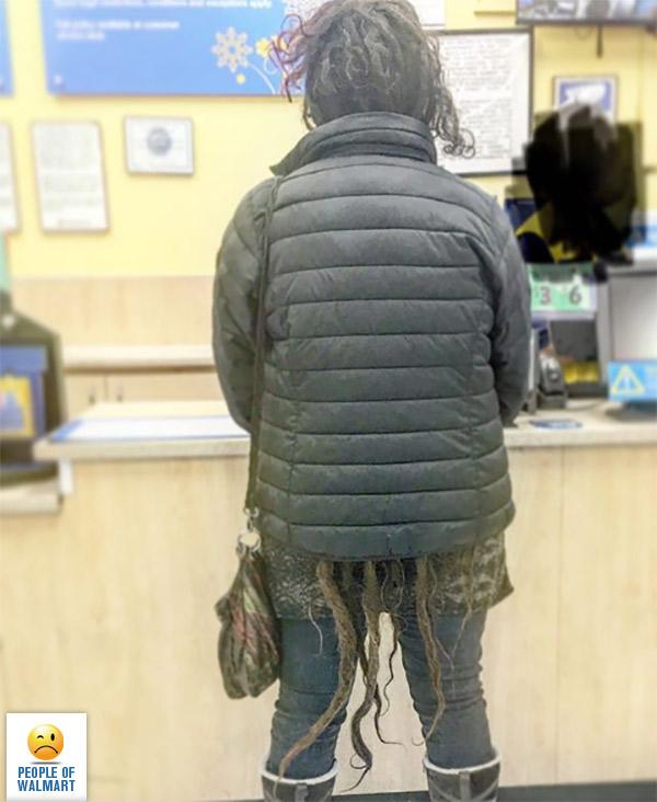 Нелепые покупатели из Walmart - 11 (41 фото)